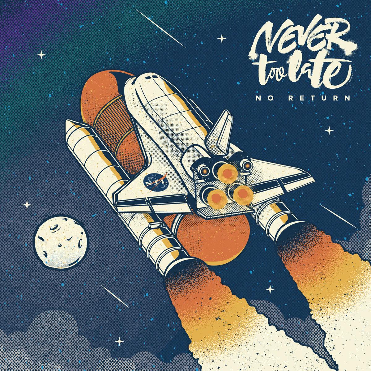 State Champs好きはぜったいハマる!ポップパンクバンド「Never Too Late」がニューアルバムをリリース!