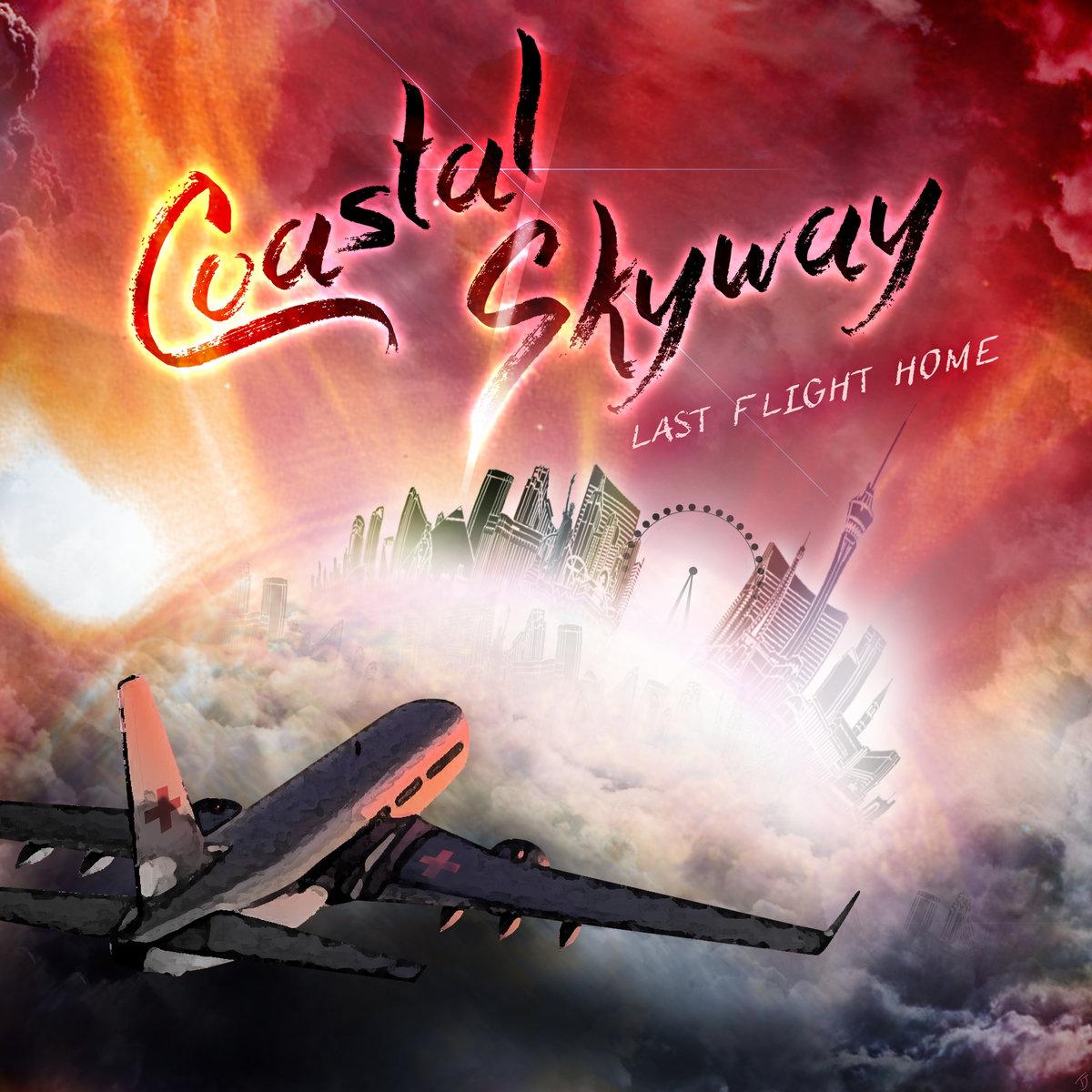 女性版C!NCC!!ポップパンクバンド「Coastal Skyway」がデビューEPをリリース!