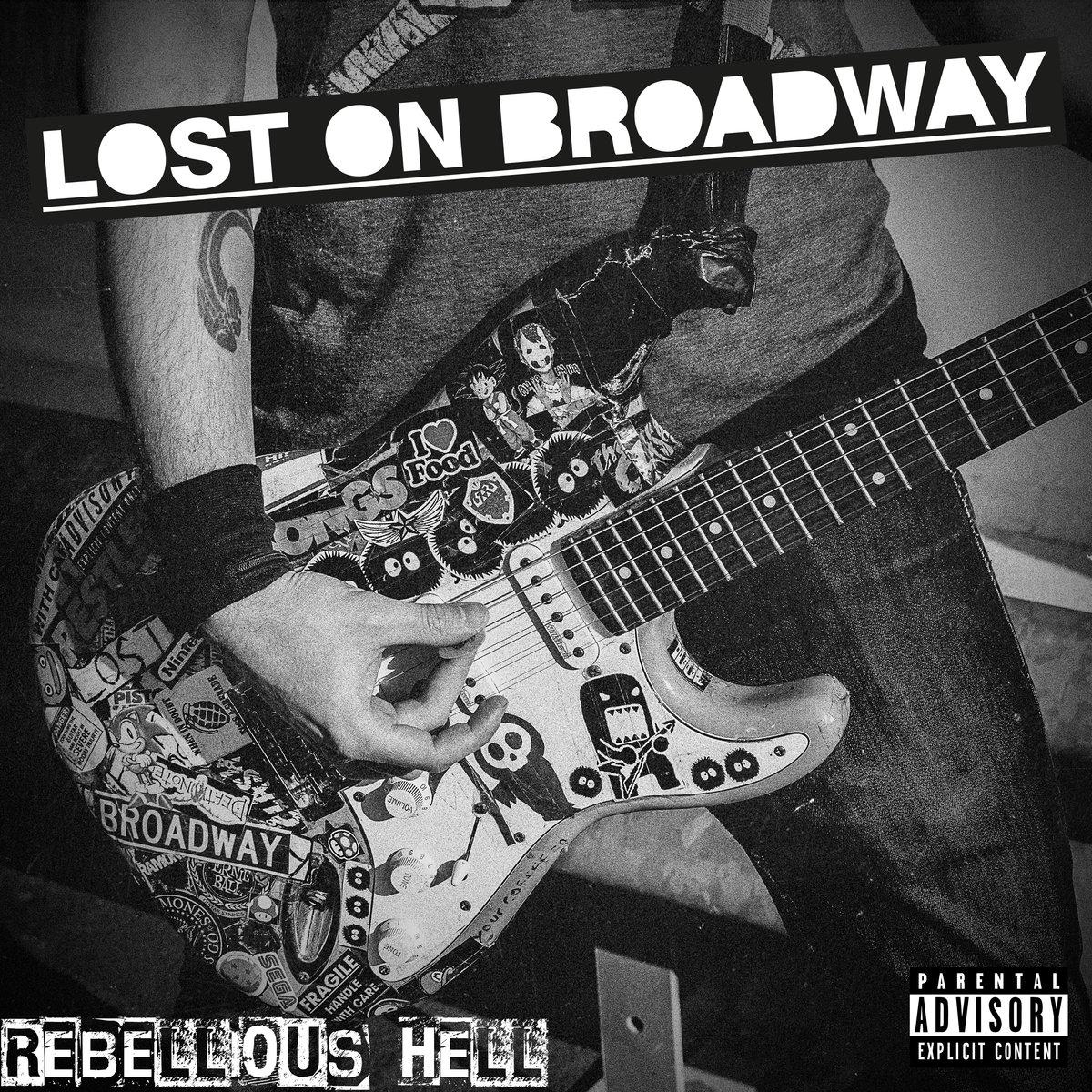 王道パンクからスローなナンバーまでカバー!UKのポップパンクバンド「Lost On Broadway」がニューアルバムをリリース!