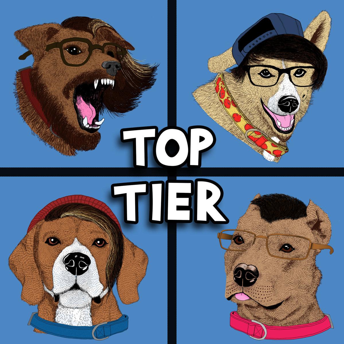 NFG好きはマスト!ポップパンクバンド「TopTier」がニューEPをリリース!