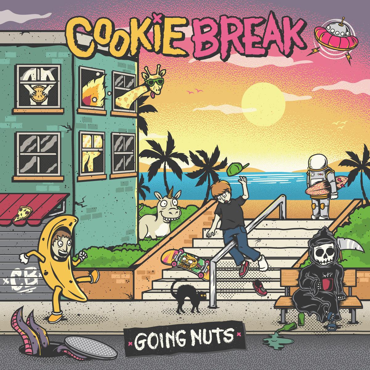 Avril Lavigneの再来!!ポーランドのポップパンクバンド「Cookie Break」がニューEPをリリース!
