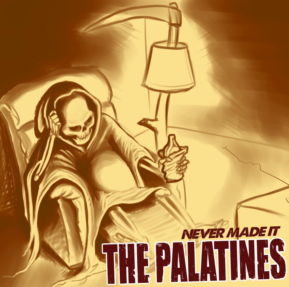 シンプルなコードがグッとくる!王道メロコアなテキサスのパンクバンド「The Palatines」がニューEPをリリース!