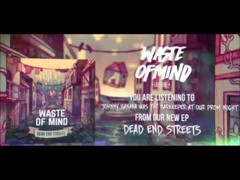 ポップパンクバンド「Waste Of Mind 」がニューEPからリリックビデオをアップ!