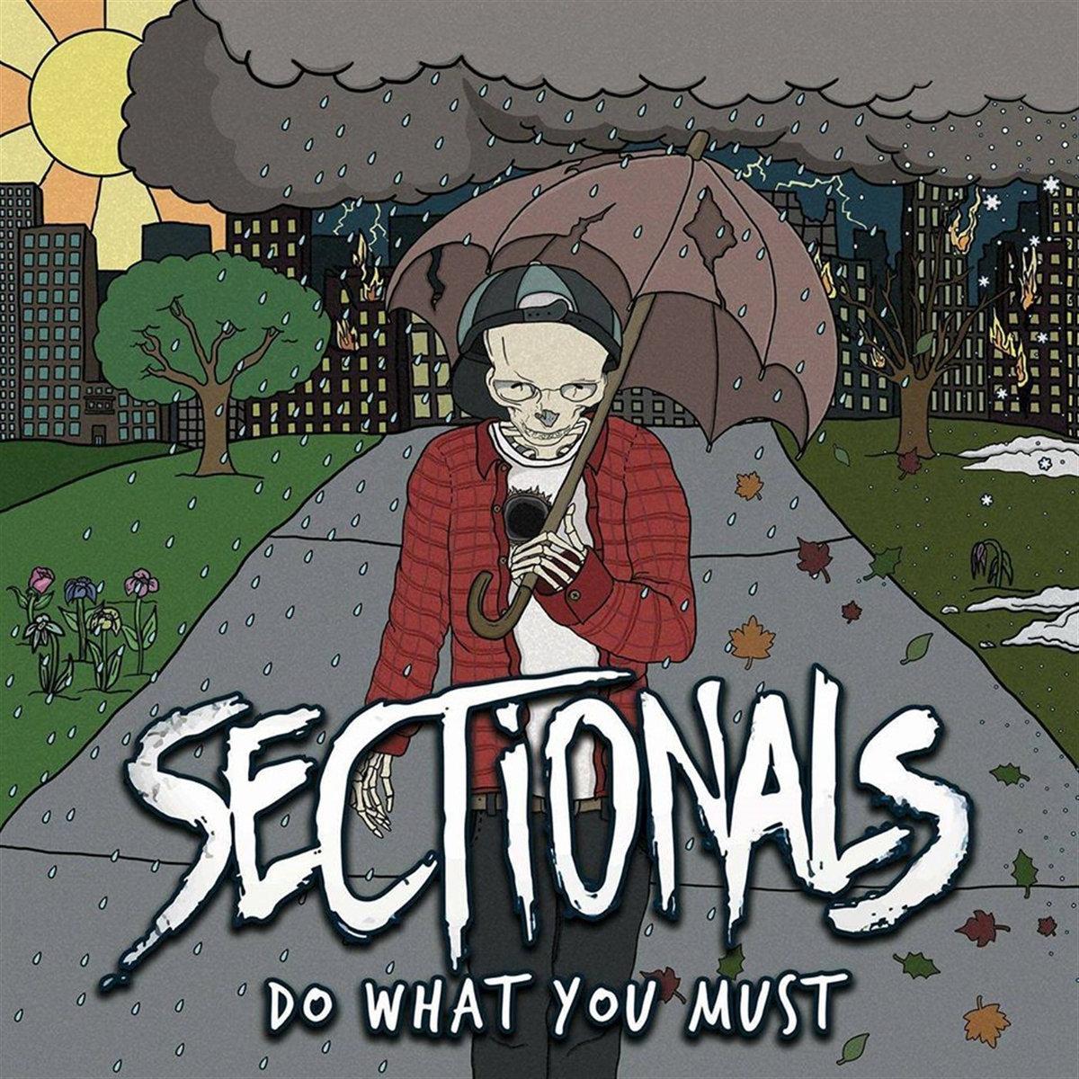イージーコア界に新風!シカゴのポップ・イージーコアバンド「Sectionals」がニューEPをリリース!